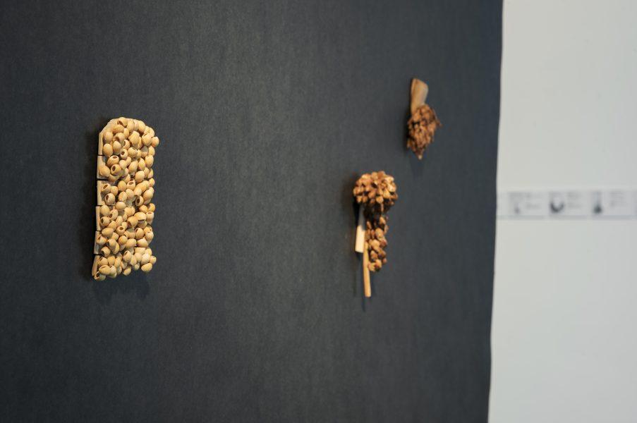 02KH2017Nature morte Kirsid ja skelett