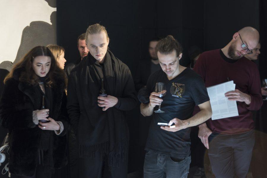 Sten Saarits ja Edgar Tedresaar_Must kuld avamine_56_Kaisa Maasik